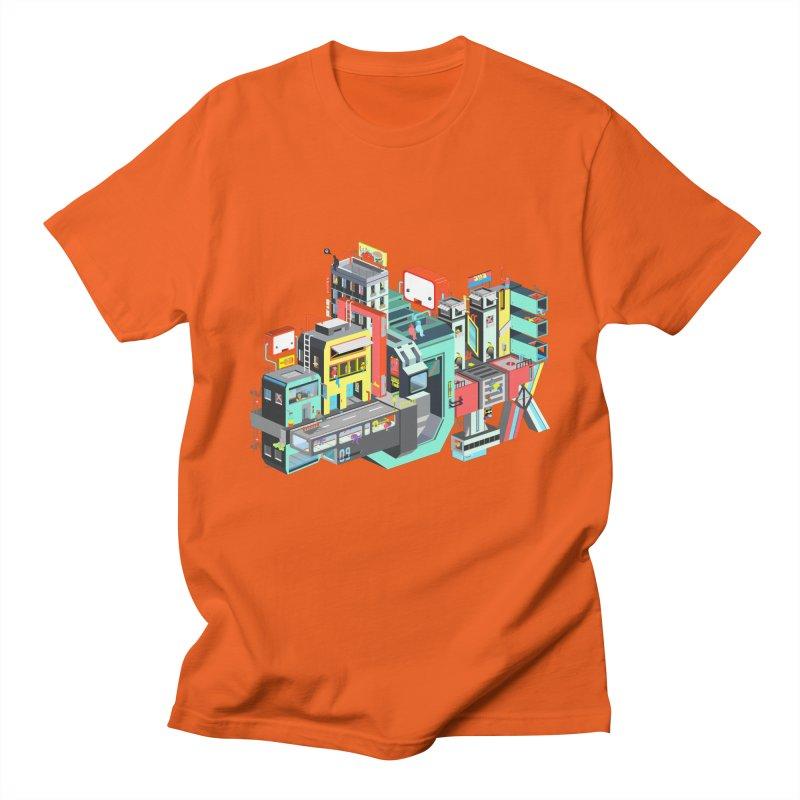 Next Stop Men's T-Shirt by Helenkaur's Artist Shop