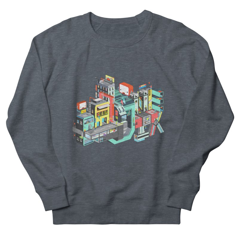 Next Stop Women's Sweatshirt by Helenkaur's Artist Shop