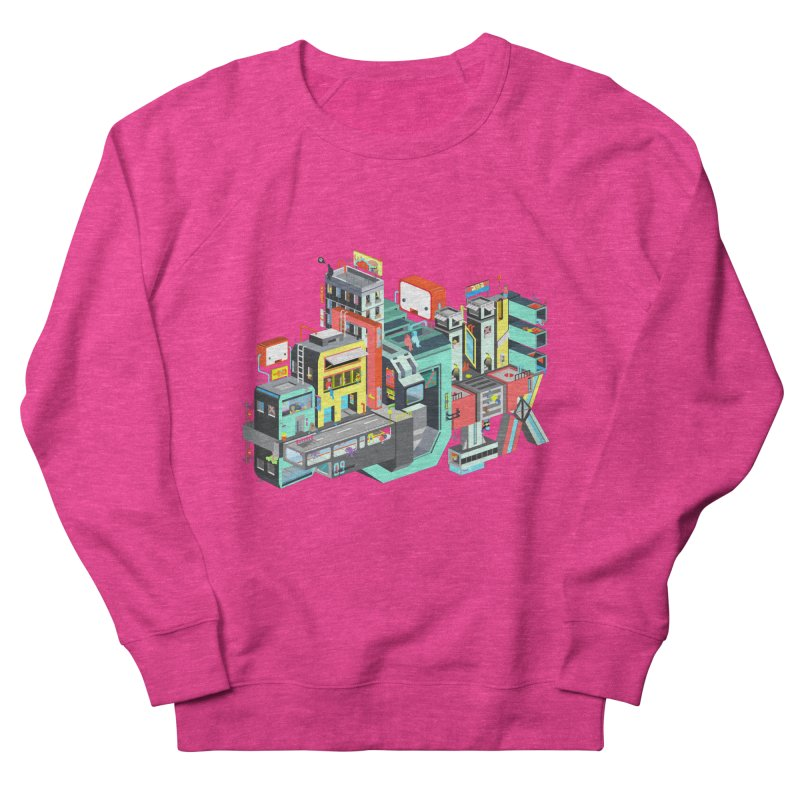 Next Stop Men's Sweatshirt by Helenkaur's Artist Shop