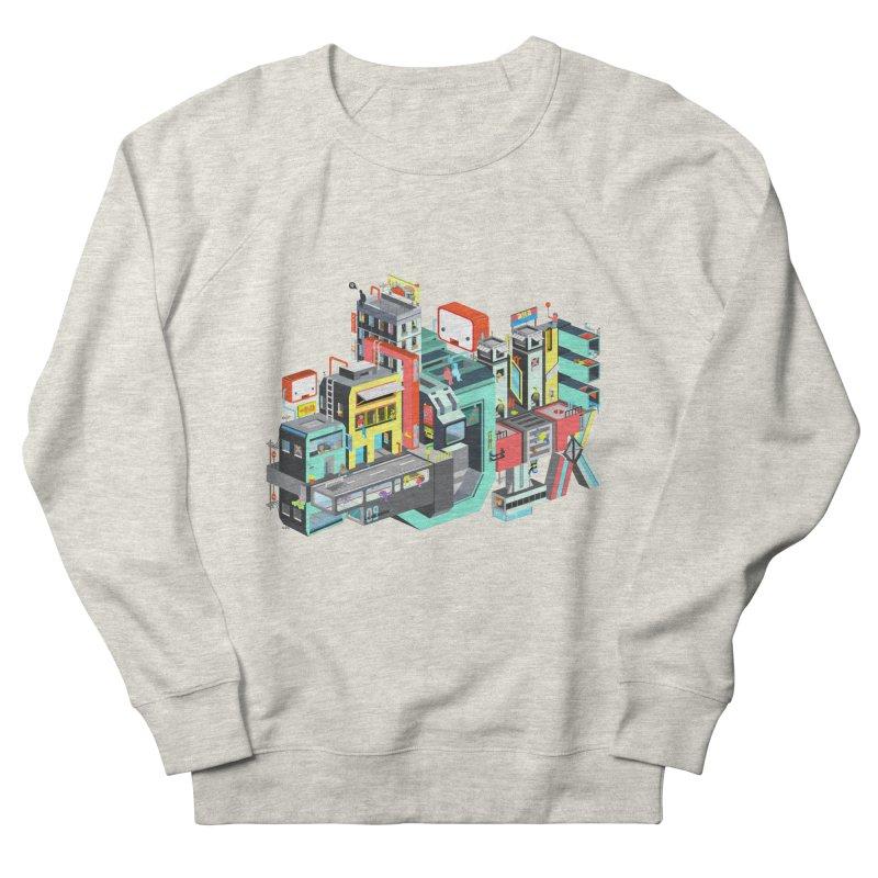 Next Stop Men's Sweatshirt by Helenkaur's Artist Shop