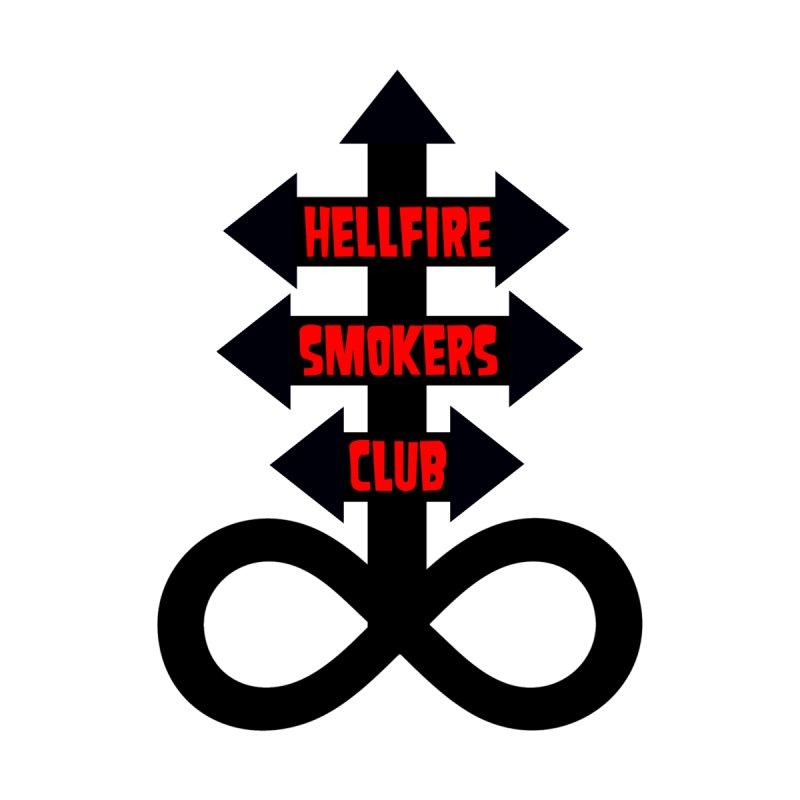 Hellfire Smokers Club - Brimstone Logo Women's Pullover Hoody by hellfiresmokersclub's Artist Shop