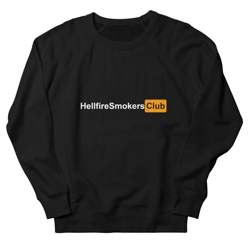 Hellfire Smokers Club - Hub Men's Sweatshirt by hellfiresmokersclub's Artist Shop