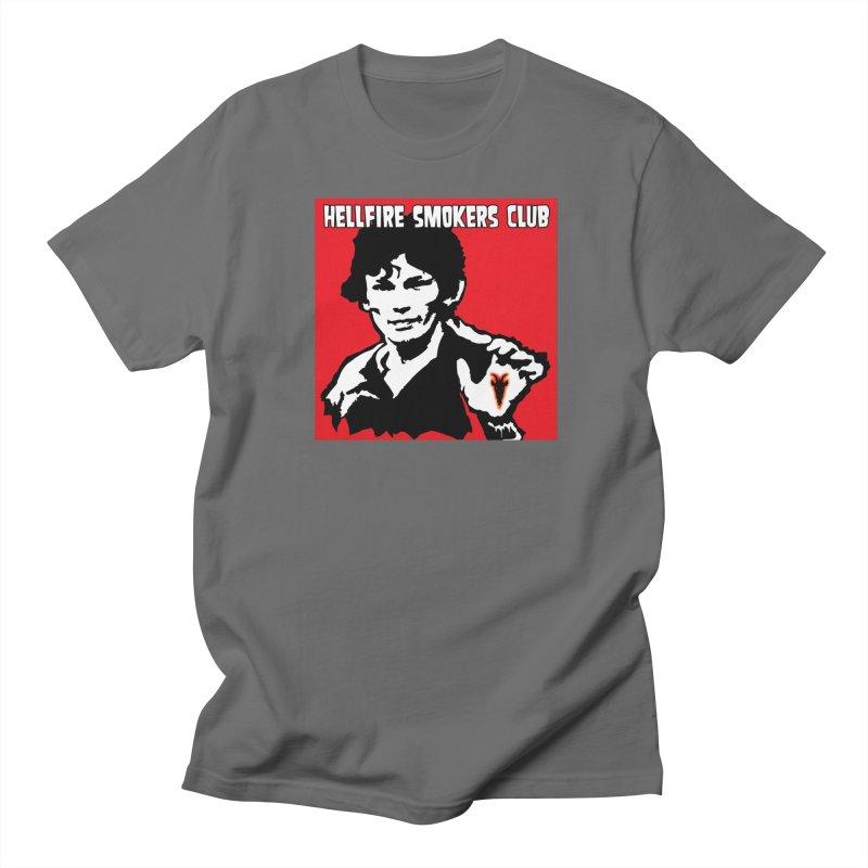 Hellfire Smokers Club - RR Men's T-Shirt by hellfiresmokersclub's Artist Shop