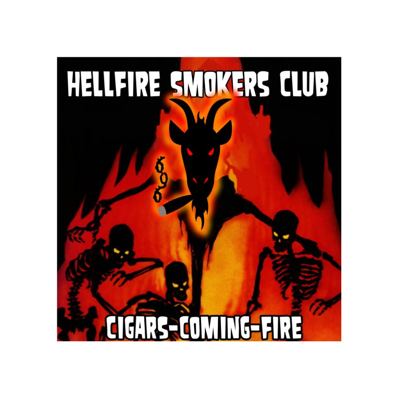 Hellfire Smokers Club - Cigars Coming Fire Women's Tank by hellfiresmokersclub's Artist Shop