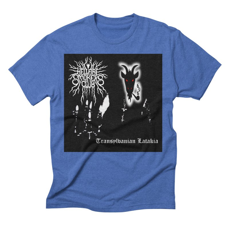 Hellfire Smokers Club - Transylvanian Latakia Men's T-Shirt by hellfiresmokersclub's Artist Shop