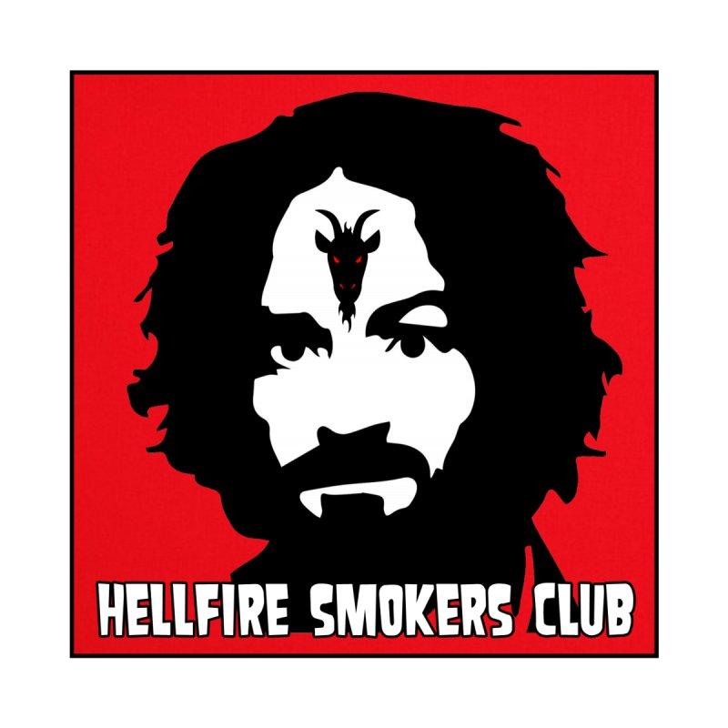 Hellfire Smokers Club - Charlie Don't Vape Men's Zip-Up Hoody by hellfiresmokersclub's Artist Shop