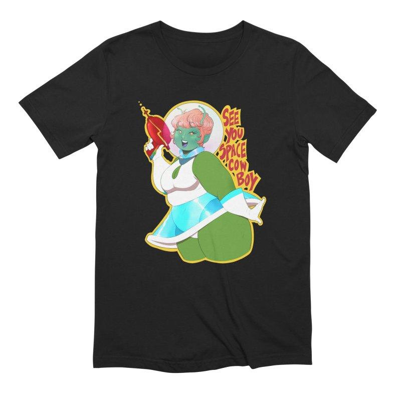 Interstellar Men's Extra Soft T-Shirt by Hellhoneyy