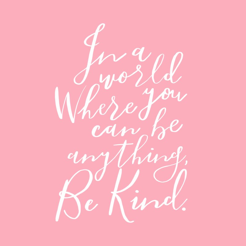 Be Kind Women's Tank by Hello Happiness!