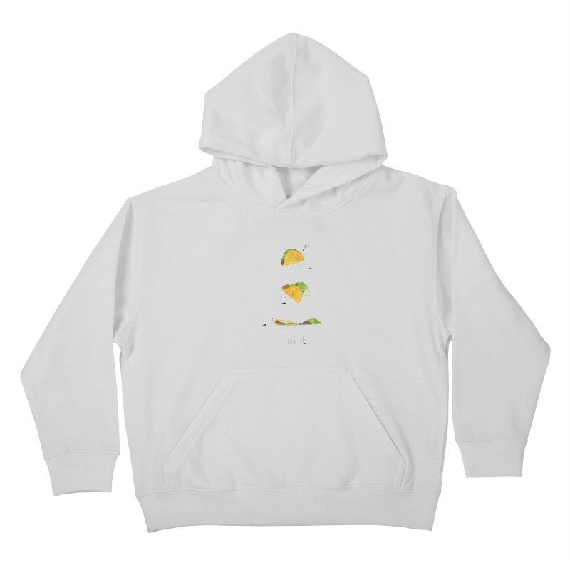 F it Taco Kids Pullover Hoody by Hello Happiness!