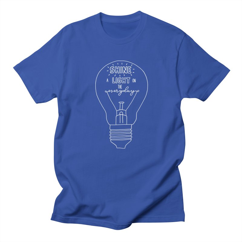 Shine a Light Women's T-Shirt by Hello Happiness!