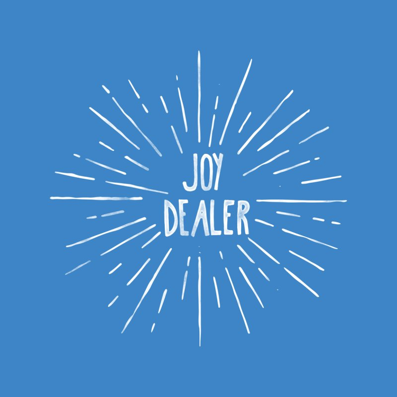 Joy Dealer Men's Sweatshirt by Hello Happiness!