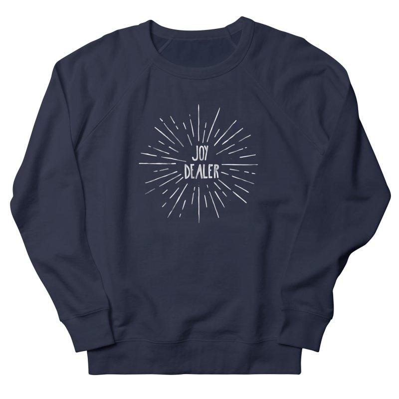 Joy Dealer Men's French Terry Sweatshirt by Hello Happiness!