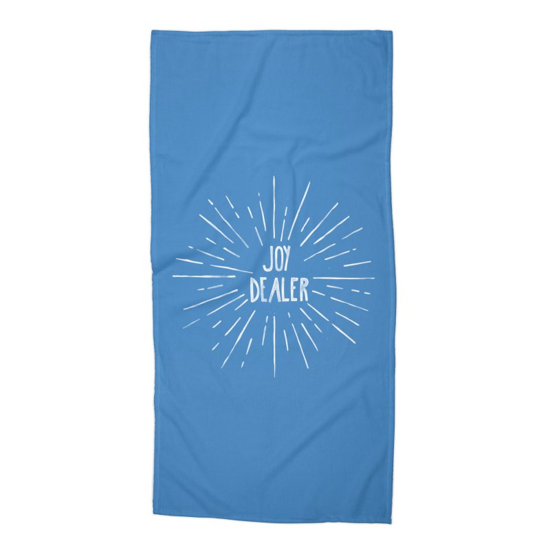 Joy Dealer Accessories Beach Towel by Hello Happiness!