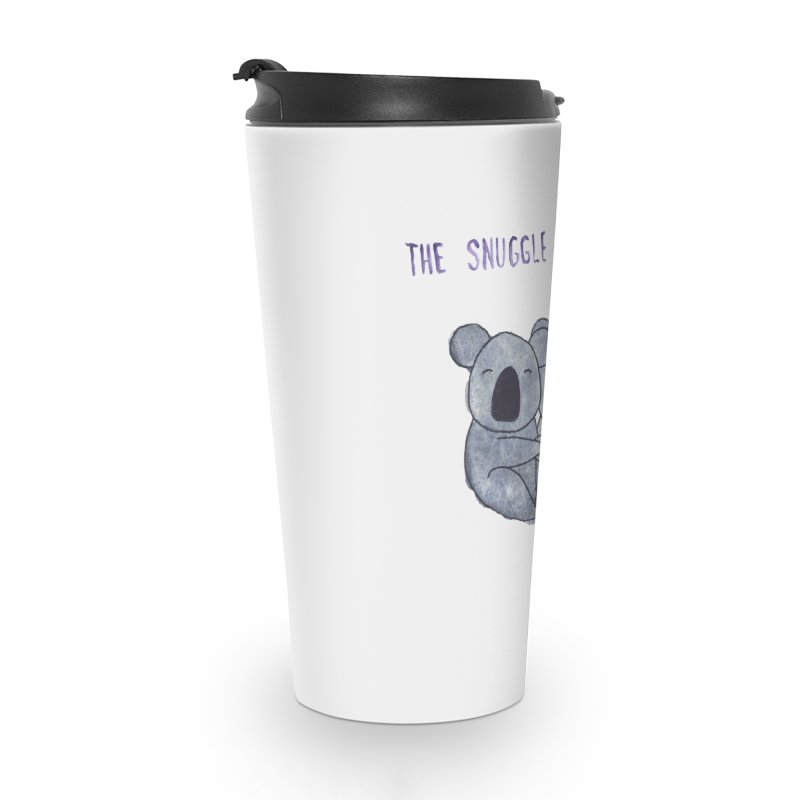 The Snuggle is Real Accessories Travel Mug by Hello Happiness!