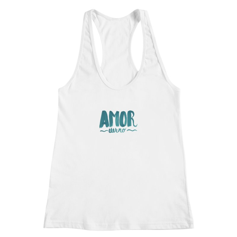 Amor Eterno Women's Tank by MIREYA