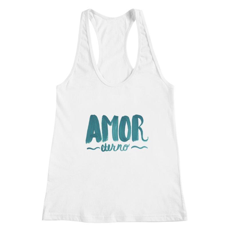 Amor Eterno Women's Tank by MIREYA
