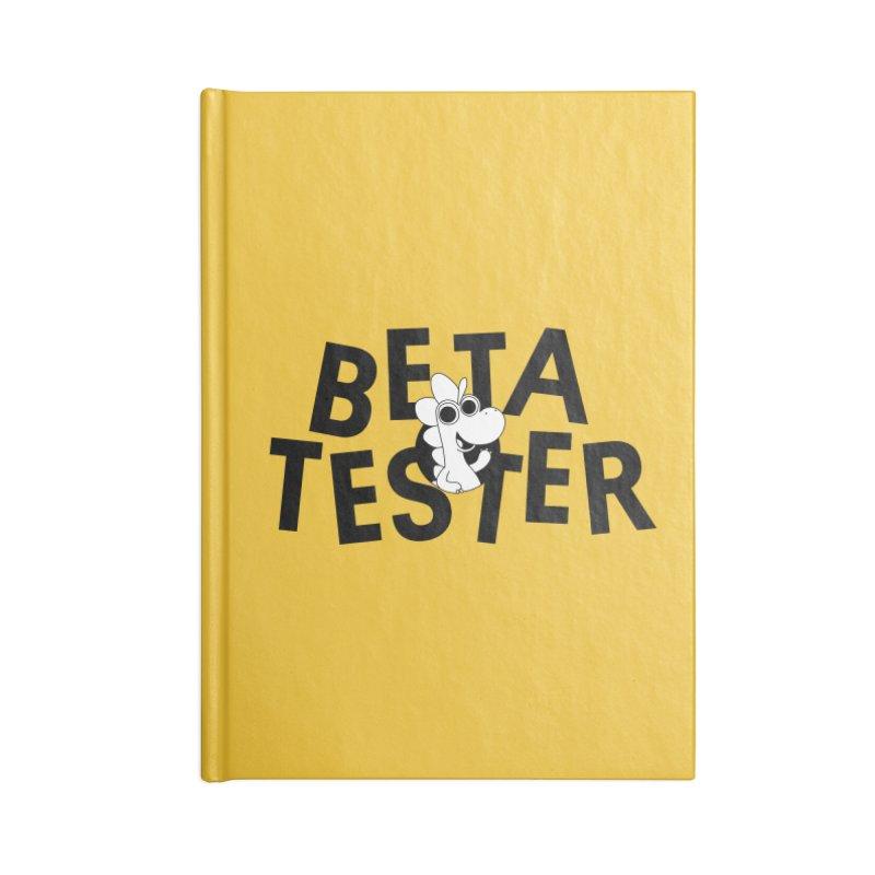 Betasaurus Accessories Notebook by Hellosaurus Swag