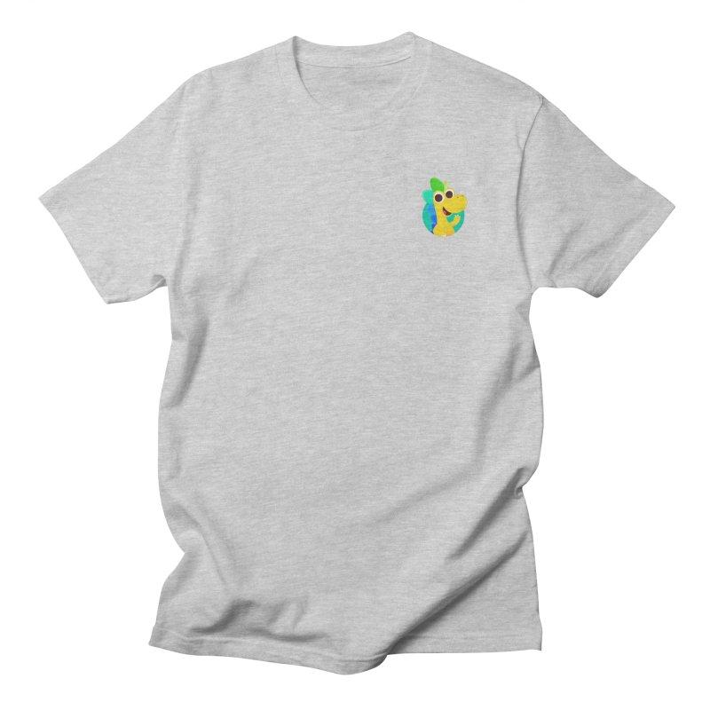 Color Dino - Pocket Men's T-Shirt by Hellosaurus Swag