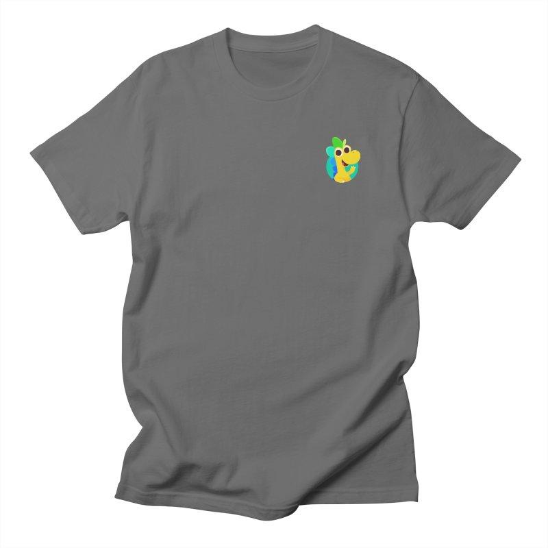 Color Dino - Pocket Women's T-Shirt by Hellosaurus Swag