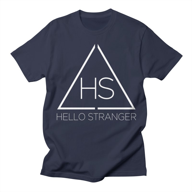 HS Triangle Women's T-Shirt by Hello Stranger Merch