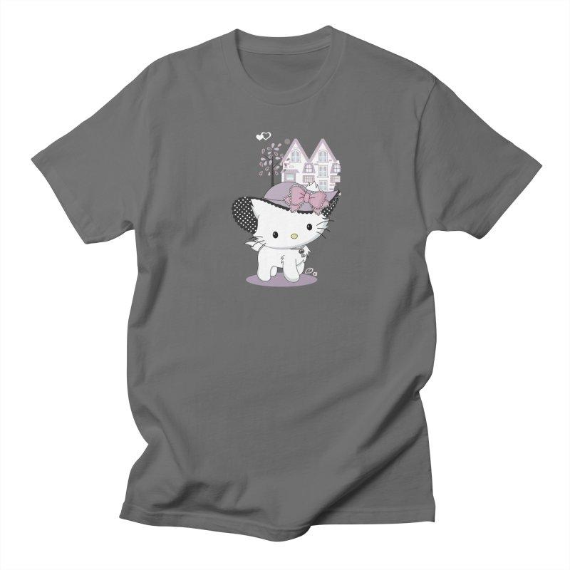 3b3932a61 Hello Kitty Men's T-Shirt by HelloWurl Labs