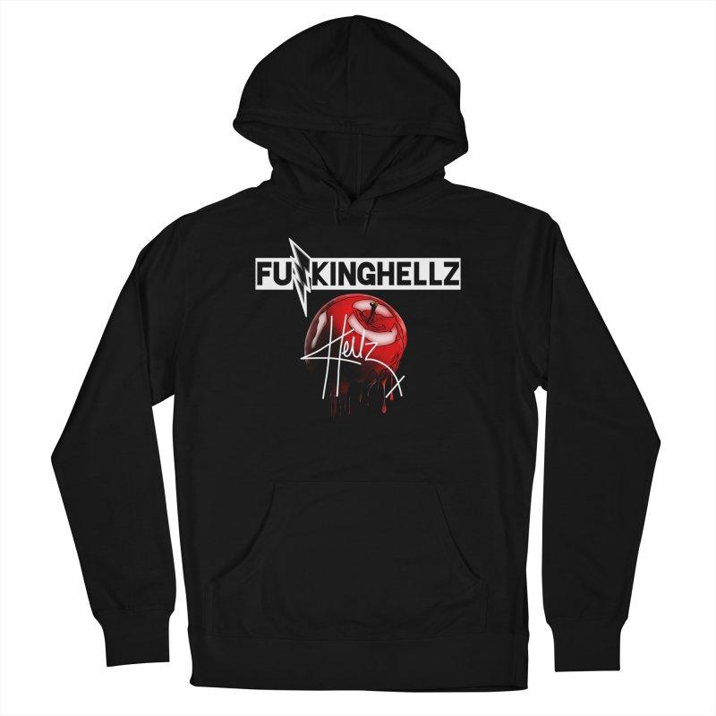 Fu#king Hellz Men's Pullover Hoody by HELLZ