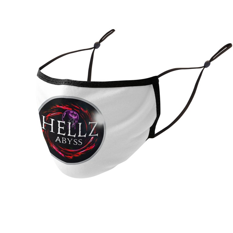 Hellz Abyss Official Accessories Face Mask by HELLZ