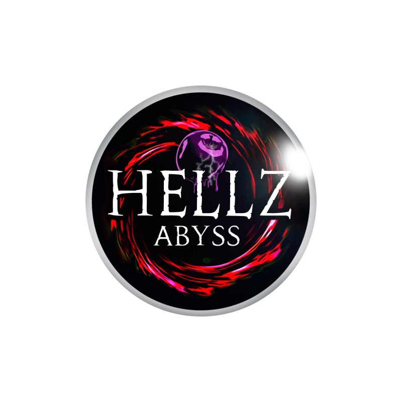 Hellz Abyss Official Kids Pullover Hoody by HELLZ