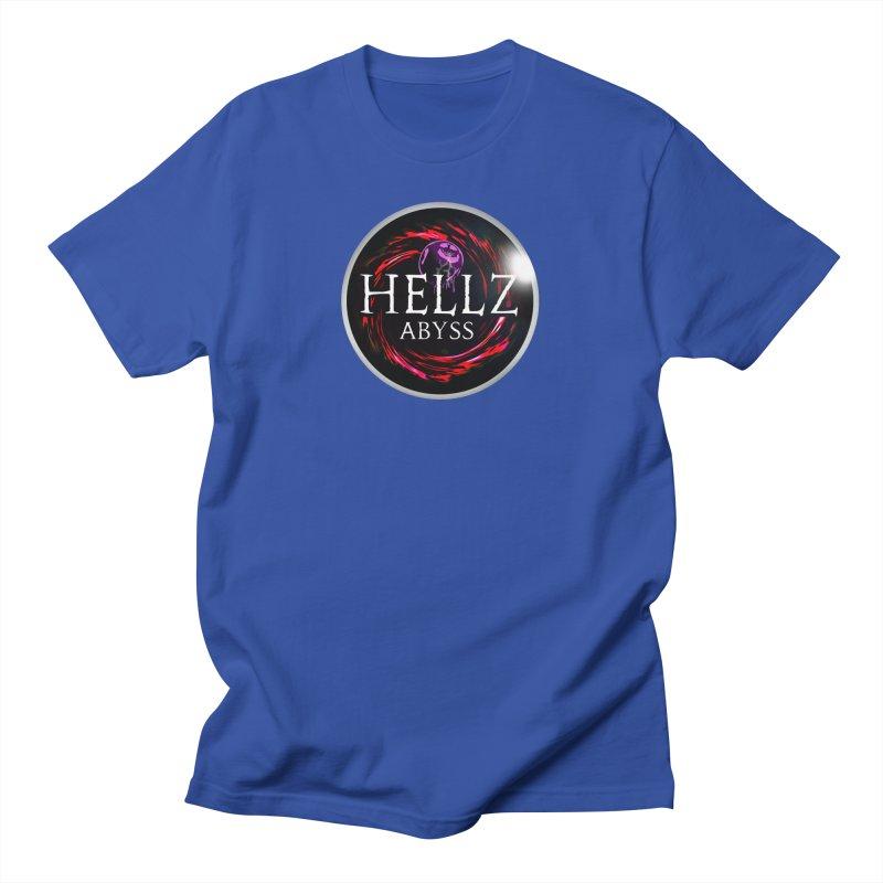 Hellz Abyss Official Men's T-Shirt by HELLZ