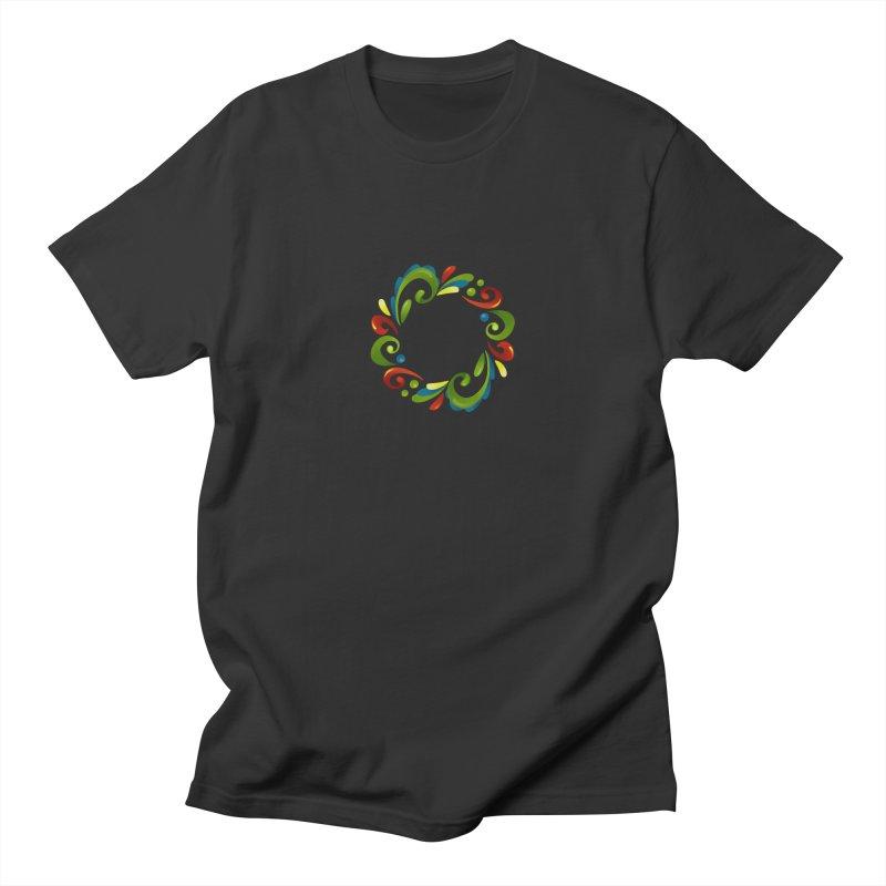 Pode – Wreath Men's T-Shirt by Henchman & Goon Shop
