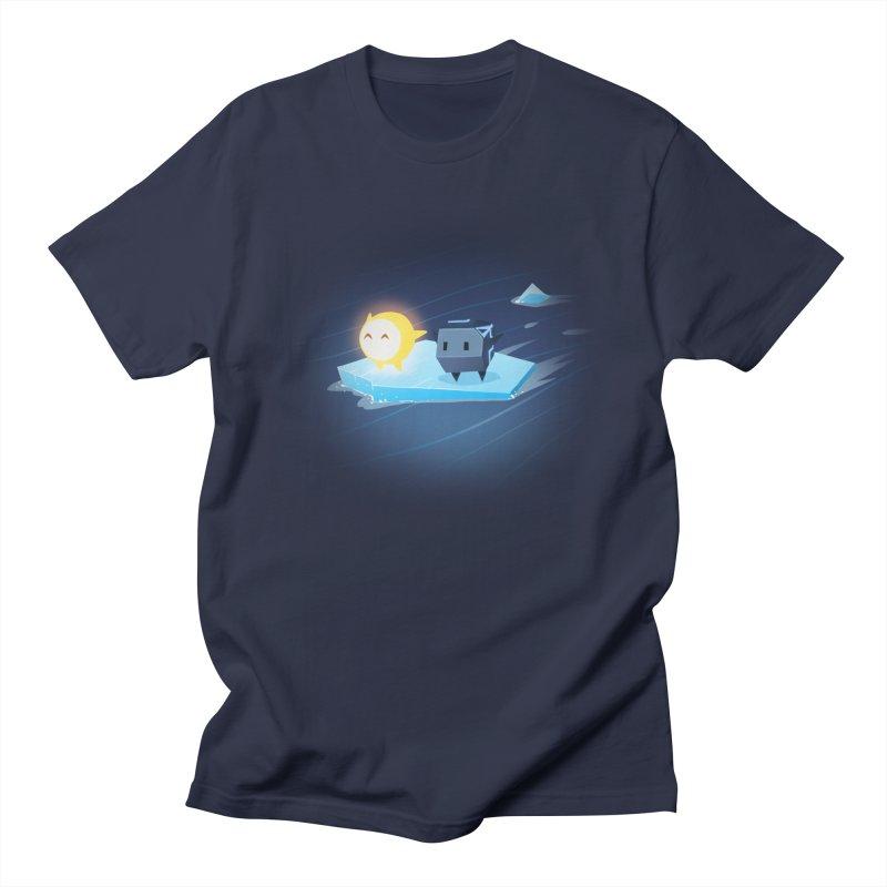 Pode – River Men's T-Shirt by Henchman & Goon Shop