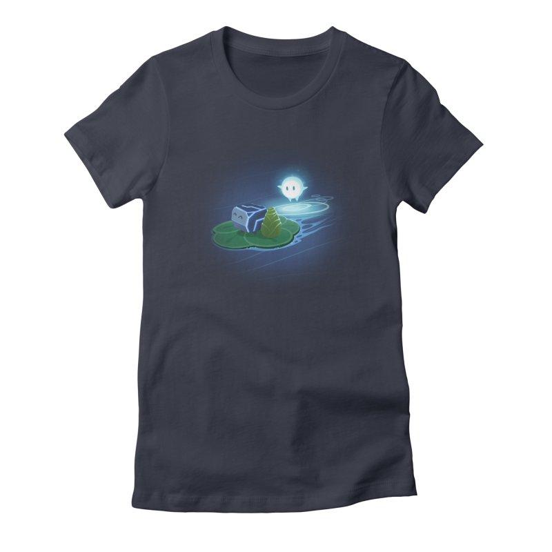 Pode – Pools Women's T-Shirt by Henchman & Goon Shop
