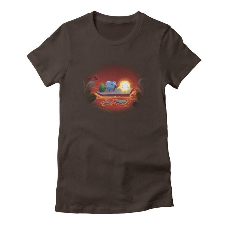 Pode – Lava Women's T-Shirt by Henchman & Goon Shop