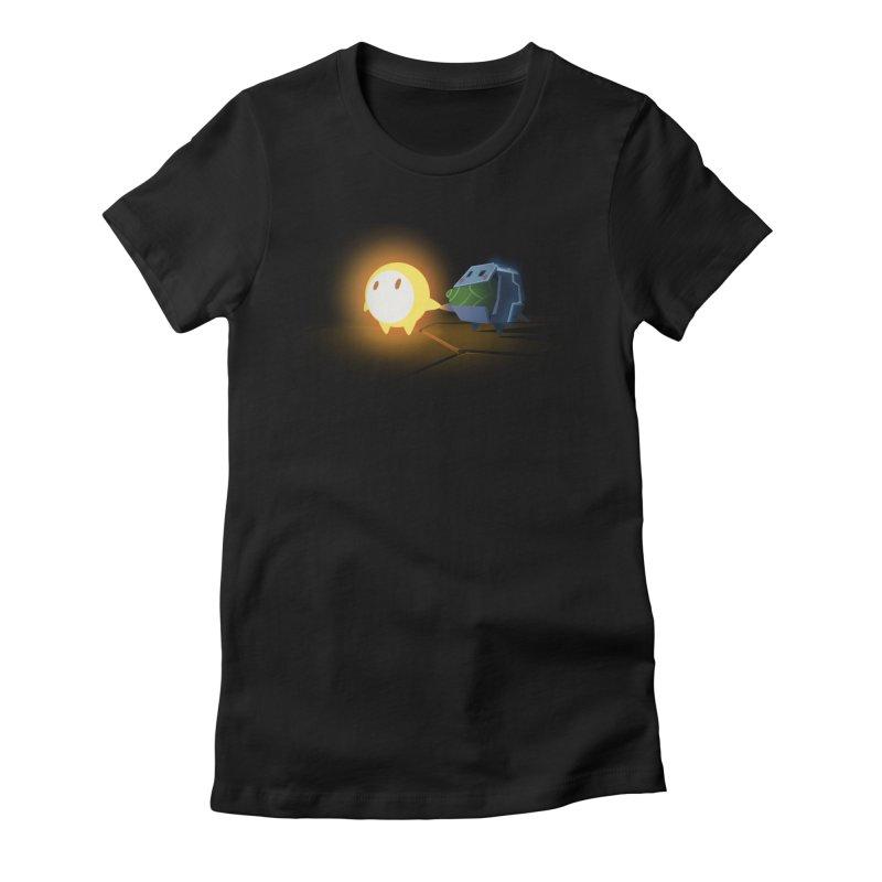 Pode – Darkness Women's T-Shirt by Henchman & Goon Shop