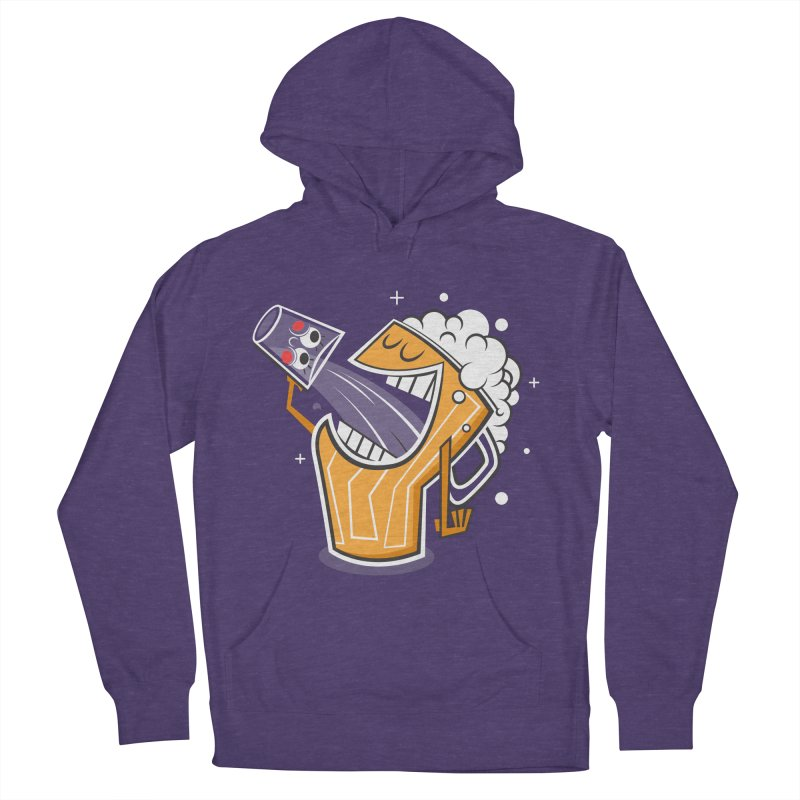 Drinking Buddies Men's Pullover Hoody by henrynsmith's Artist Shop