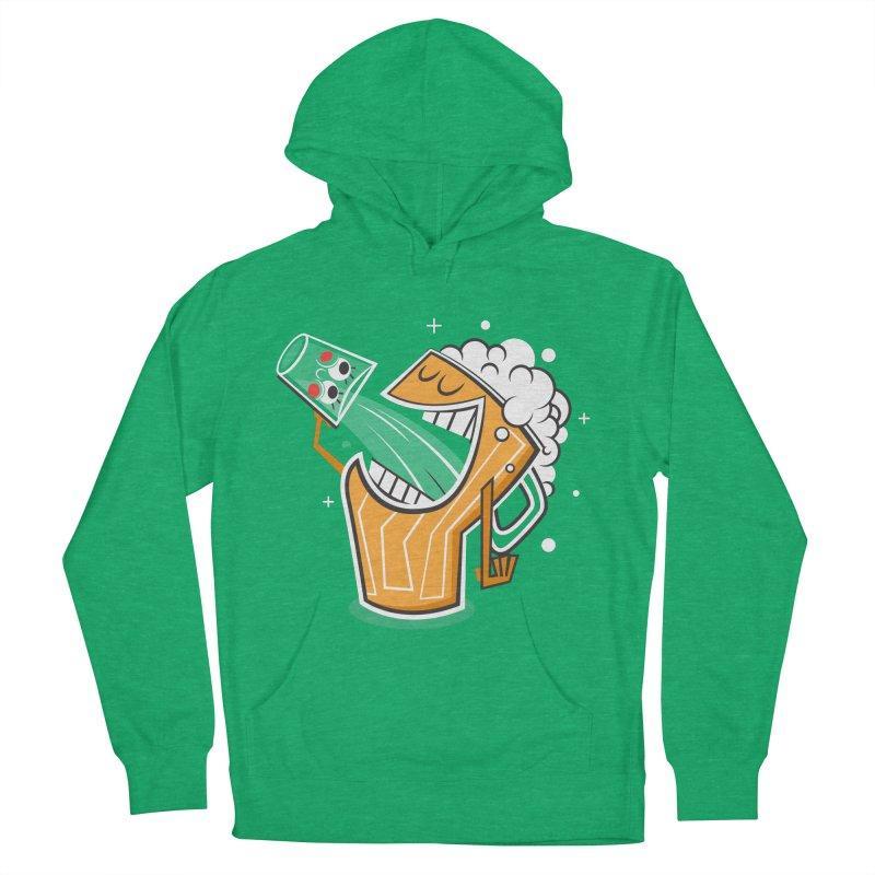 Drinking Buddies Men's Pullover Hoody by henrynsmith's Artist Shop
