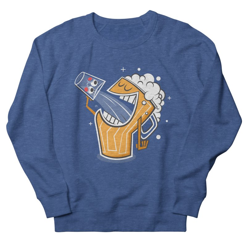 Drinking Buddies Men's Sweatshirt by henrynsmith's Artist Shop
