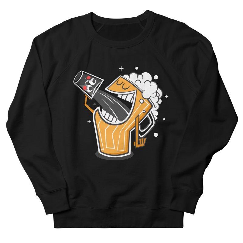 Drinking Buddies Men's Sweatshirt by henrynsmith's Artist Shop