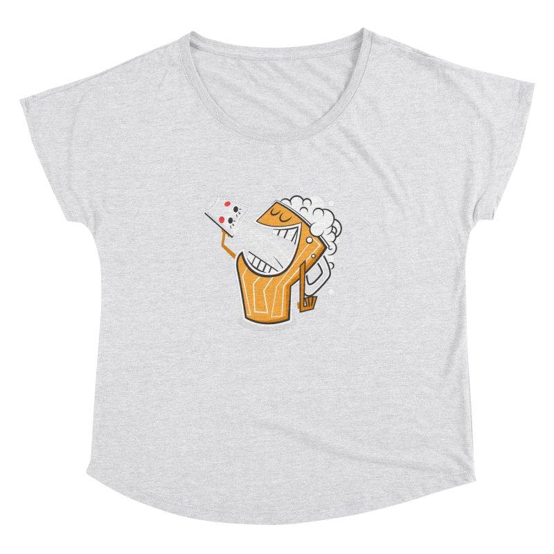 Drinking Buddies Women's Dolman by henrynsmith's Artist Shop