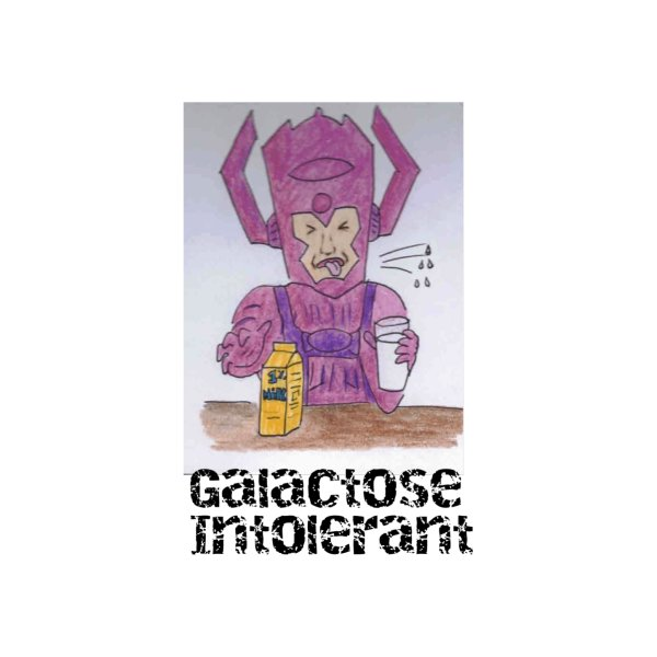 image for Galactose Intolerant