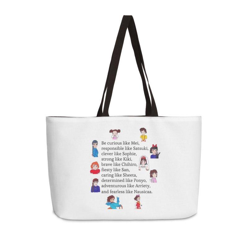 Be Miyazaki Accessories Bag by henryx4's Artist Shop