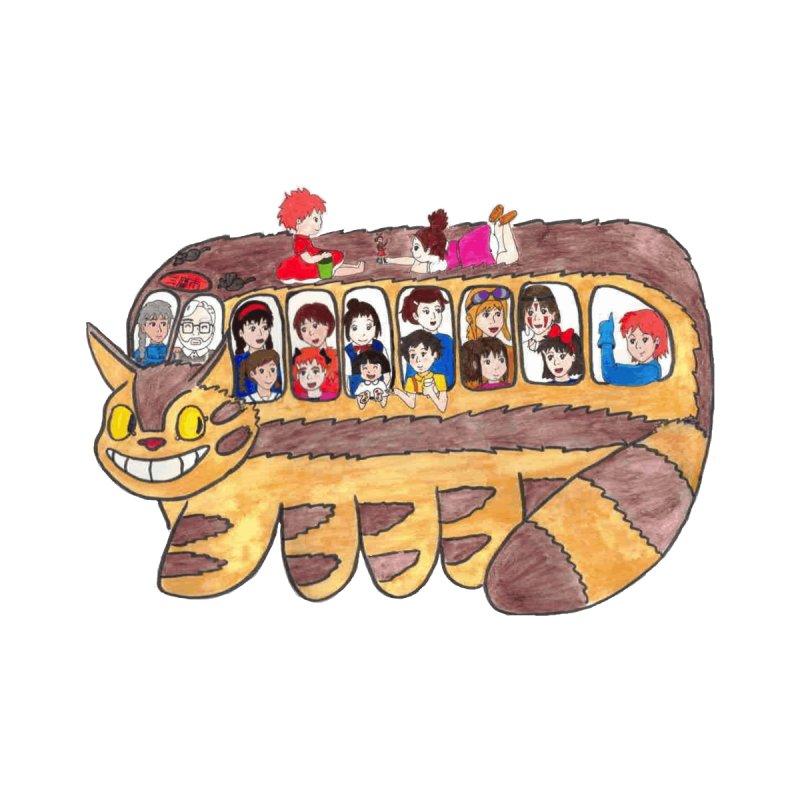 Ghibli no ensoku Women's Pullover Hoody by henryx4's Artist Shop