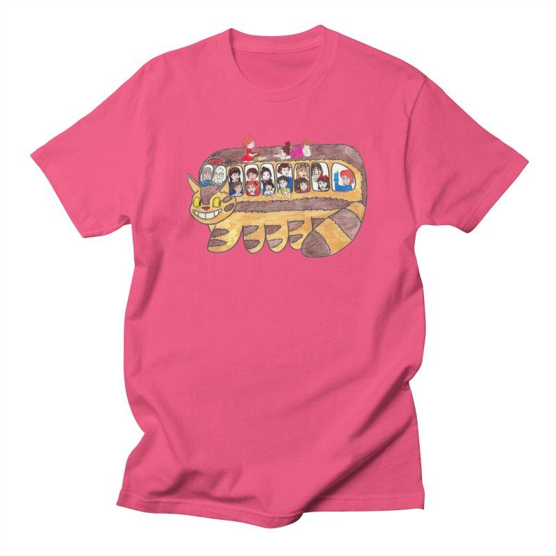 Ghibli no ensoku Men's T-Shirt by henryx4's Artist Shop