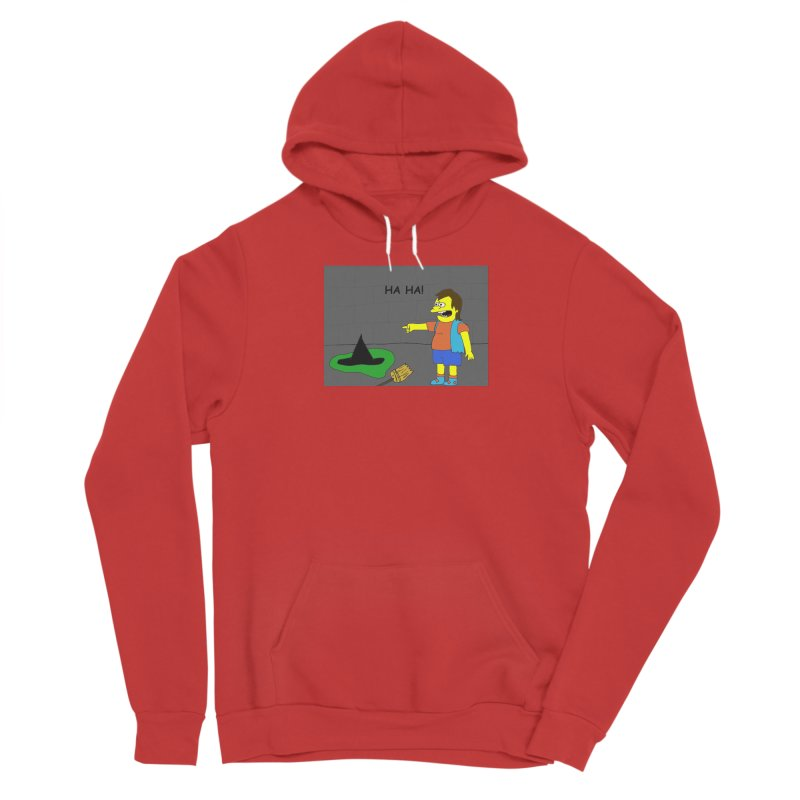 Nelson meets the Wicked Witch of the West Women's Pullover Hoody by henryx4's Artist Shop