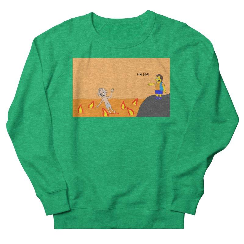 Nelson and Gollum Women's Sweatshirt by henryx4's Artist Shop