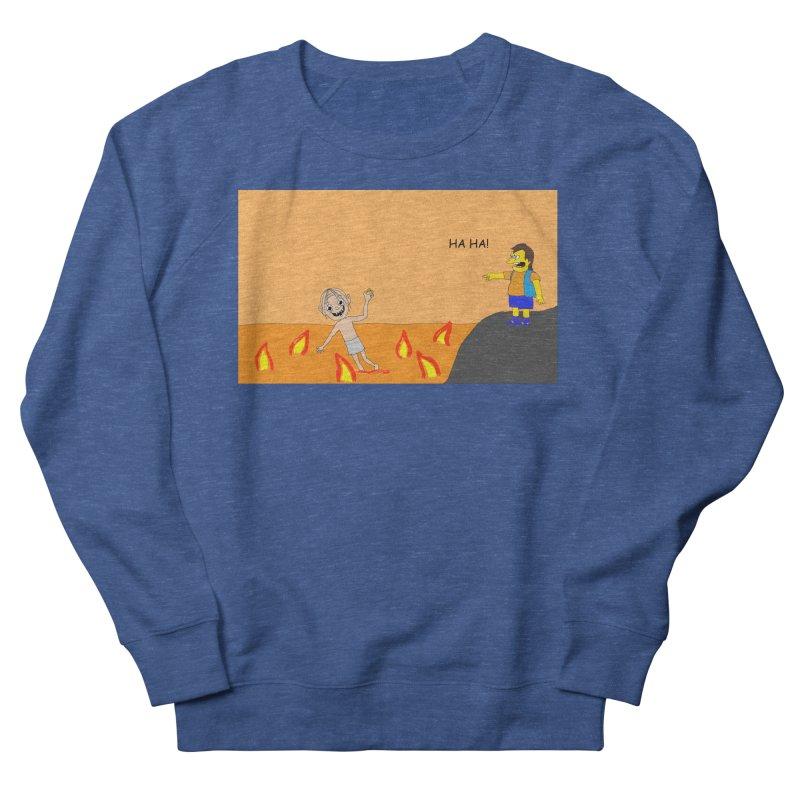 Nelson and Gollum Men's Sweatshirt by henryx4's Artist Shop