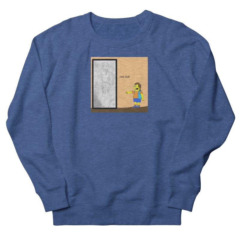 Nelson meets Han Solo Men's Sweatshirt by henryx4's Artist Shop