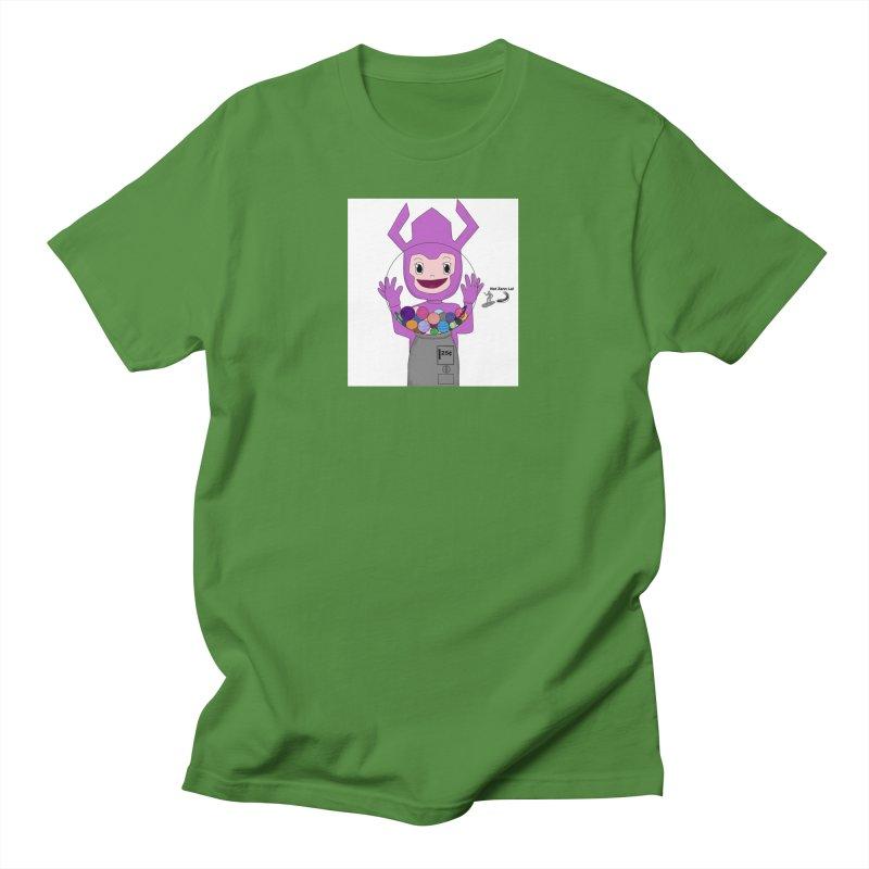 Galactus finds a gumball machine! Men's T-Shirt by henryx4's Artist Shop