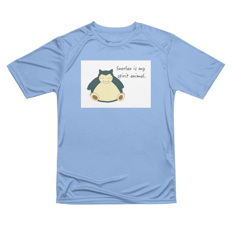 Snorlax is my Spirit Animal Men's T-Shirt by henryx4's Artist Shop