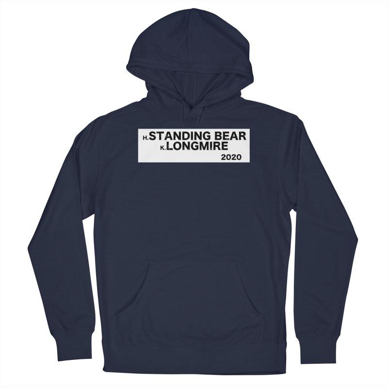 Standing Bear & Longmire 2020 Men's Pullover Hoody by henryx4's Artist Shop